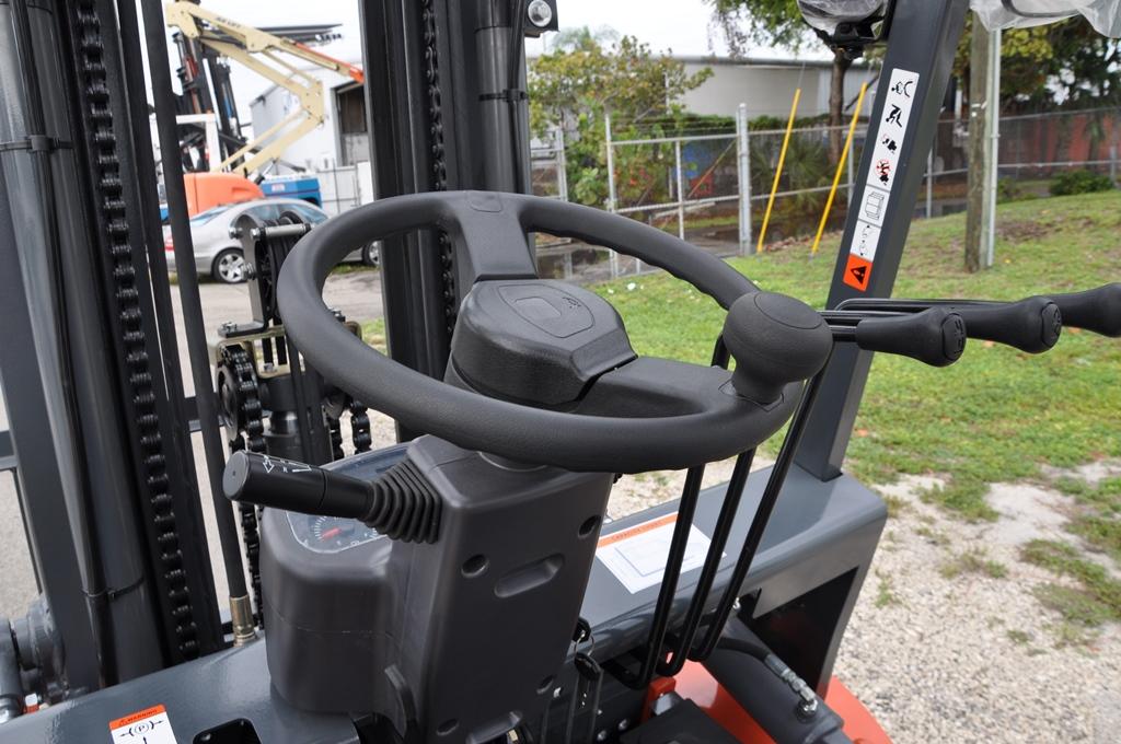 WFG-60 Steering