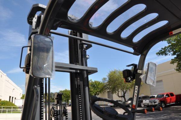 4000 LB Rough Terrain Forklifts by World