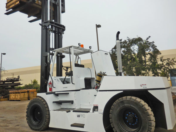Low Emissions Forklifts