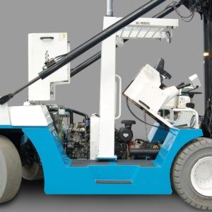 Lithium Electric Marina Forklift XL Lifts