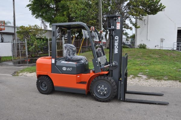 Diesel Forklifts in California