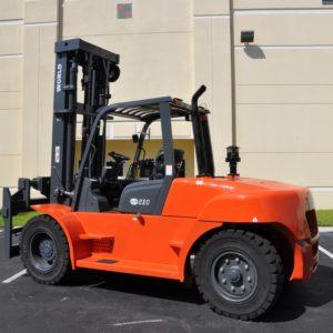4,000 to 15,000 lb Diesel Forklifts
