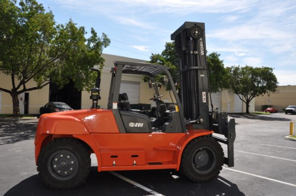 Diesel Forklifts By World