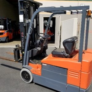 USED TOYOTA ELECTRIC – 4,000 LB CAPACITY FOR SALE