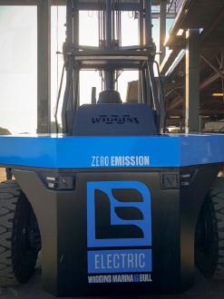 Zero Emission Wiggins Marina eBull