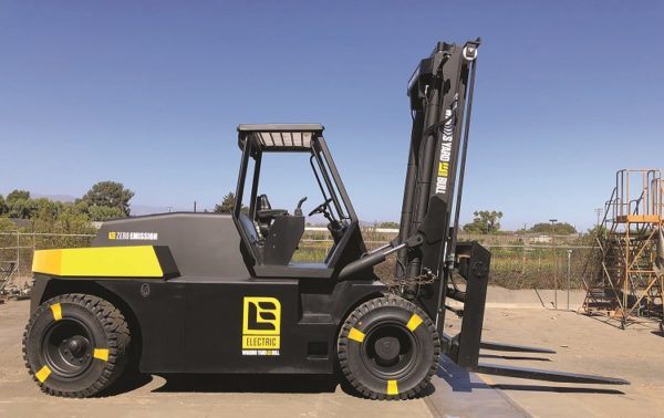 Large Capacity Electric Forklift