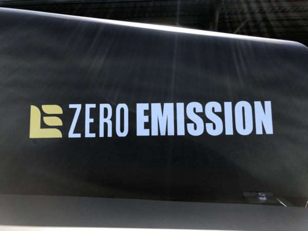 Zero Emission Forklifts